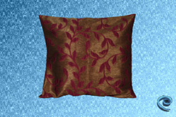 Jacquard Cushion Cover (Large)
