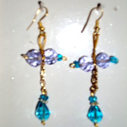 Handcrafted Chandelier Earrings 4