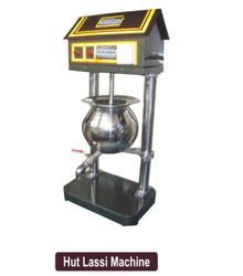 Hut Lassi Machines