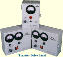 Thryster Drive Panel