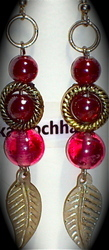 Beaded Hand Crafted Earrings