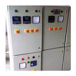 Thyristor Operated Control Panel