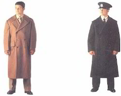 uniform overcoats