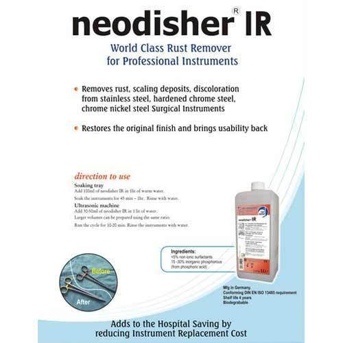 Dr. Weigert Cleaning Solution ( Neodisher Ir)