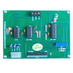 ADC Interfacing Module