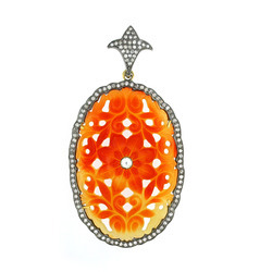 Precious Carving Pendant jewelry