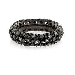 Diamond Studded Finger Bands