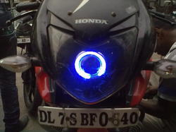 Honda Stunner With Projector Lens