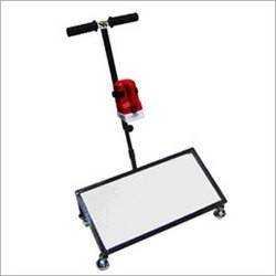 under vehicle search trolley mirror