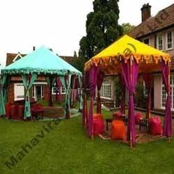 Pavilion Tent & Garden Tents - Pavilion Tent Exporter from Ghaziabad