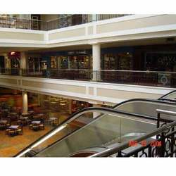 Stainless Steel Railing For Mall & Hotel