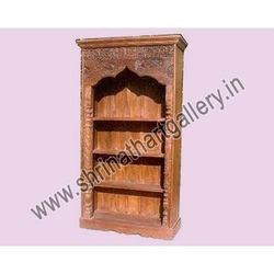 antique wooden rack