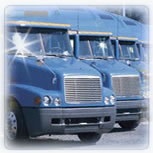 Trans Border Truck Freight Import Export Business