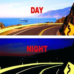 Night Glow Paint For Roads