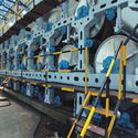 Paper Mill Drying Sections