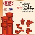 CI Spun Pipe & Fittings IS 3989-RIF/ KAPILANSH