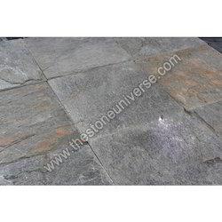 Silver Grey Natural Quartzite