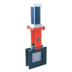 Square Port Knife Gate Valve