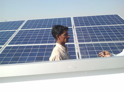Solar Power Project