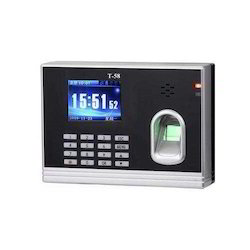 PGL-T-58 Real-time Biometric Recorder Color Display