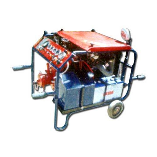Diesel Driven Portable Fire Pump