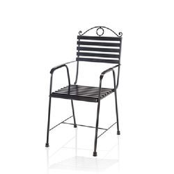 Wrought Iron Seat Chairs