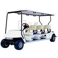 Six Seater Electric Carts