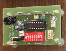 Rf Receiver And Transmitter Board