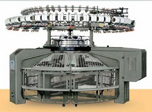 High Speed Open Width Knitting Machine