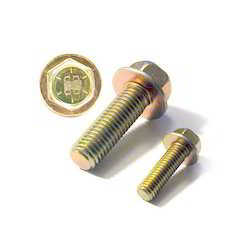 Hex Flange Bolts and Screws