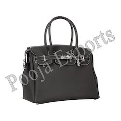 Ladies Leather Handbags (Product Code: BL676)