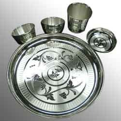 Lazer Dinner Set