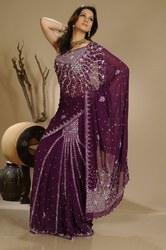 Designer Saris