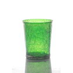 Green Glass Tableware