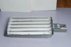 Silver SE EDX 524 - 5x24W T-5 Street Light