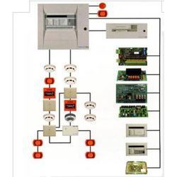 Detection System, Smoke Detection System and Automatic Fire Detection