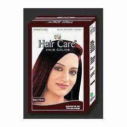 Dark Brown Henna