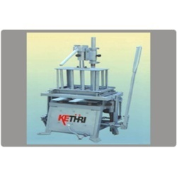 Semi Automatic Cement Block Machine