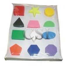Shapes Sorter Moulds