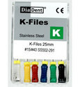 Diadent Stainless K-Files