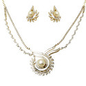 New Design Long Necklace & Pearl Jewelry