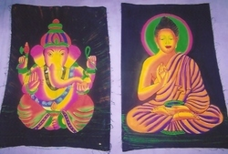 Hand Painted Wall Hangings