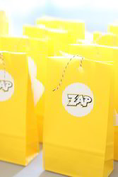 Logo Printed Paper Bags For Cakes