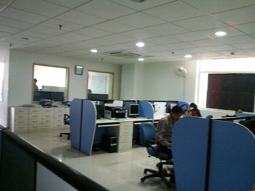 3000 Square Feet Furnished Office Space In Sector 43