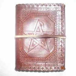 Designed  Brown Journal