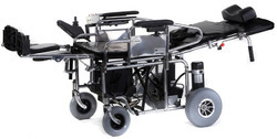 Motorized Bed Wheelchair