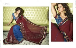 Traditional Designer Sarees
