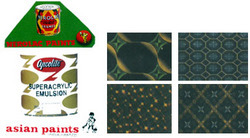 Paints-Ceramic Tiles