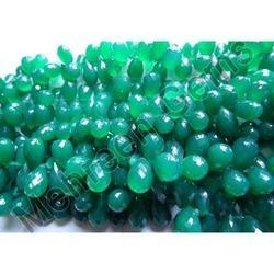 Green Onyx Teardrops