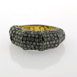 Pave Diamond Jewelry
